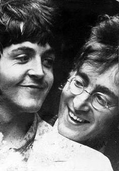 """""""They weren't opposites, they were so alike. The sad thing is John isn't with us anymore and who knows what would have happened. You know, it's the press. You read about history and you know it's not really what happened… that's why I'm glad I got pictures of them smiling together and I got to show people that, you know, they loved each other… they were friends, and it was deeper than any of us will ever know."""" _ Linda Eastman, Lady McCartney"""