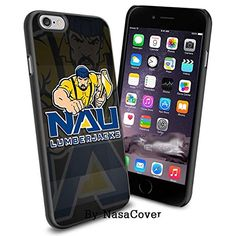 (Available for iPhone 4,4s,5,5s,6,6Plus) NCAA University sport Northern Arizona Lumberjacks , Cool iPhone 4 5 or 6 Smartphone Case Cover Collector iPhone TPU Rubber Case Black [By Lucky9Cover] Lucky9Cover http://www.amazon.com/dp/B0173BPQSE/ref=cm_sw_r_pi_dp_eNCmwb15APM24