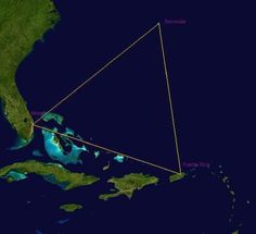 The Bermuda Triangle is also known as the Devil's Triangle. It has claimed numerous airplanes, yatchs and ships under mysterious circumstances. Here are 10 of the weirdest Bermuda Triangle facts you probably didn't know: 10. There have been sightings...