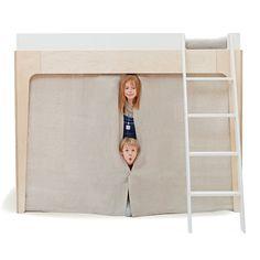 Oeuf Perch Bunk OeufNYC #oeufnyc #bunkbed #kids #furniture #ecofriendly #modern #design #kidsrooms #roominspiration