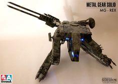 Metal Gear Solid - Rex Figure
