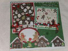 Christmas Cookies Baking Gingerbread by kariskraftkorner3301, $10.99