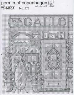 (2) Gallery.ru / Permin 70-9460 Decorazione Casa - Permin 70-9460 Home Decoration - natalytretyak