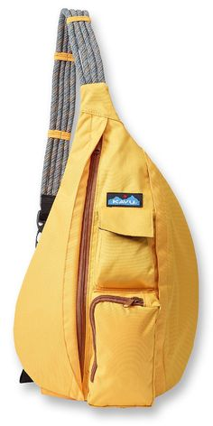 Monogrammed Kavu Rope Bags - Tangerine by DesignsbyDaffy on Etsy