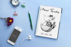 Bullet journal mood trackers - Hand Drawn Style - Printable - 2021 Bujo - Calendar - Filofax A5, A4, Letter - Planner Inserts - mood tracker Evoletjournal etsy April Bullet Journal, Bullet Journal Mood, Mood Tracker, Planner Inserts, Journal Pages, Filofax, As You Like, A5, Bujo