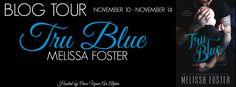 MillsyLovesBooks : Blog Tour, Review & Giveaway - Tru Blue by Melissa...