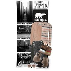 The 1964 Premium Wedge from SOREL: Contest Entry by shortyluv718 on Polyvore featuring polyvore, fashion, style, maurices, MANGO, Topshop, SOREL, Fendi, Yvel and Marc Jacobs