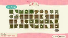 Path Design, Island Map, Magical Forest, Animal Crossing Game, Wall Patterns, Custom Design, Cute Animals, Geek Stuff, Coding