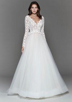 2700 Tara Keely Wedding Gown. Bridals by Lori Tara Keely Spring 2017