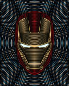 Marvel Iron Man Arc Reactor Tribute Art Print by Nathan Owens Reactor Arc, Iron Man Arc Reactor, Iron Man Wallpaper, Marvel Wallpaper, Marvel Dc, Marvel Heroes, Mundo Marvel, Iron Man Face, Nathan Owens