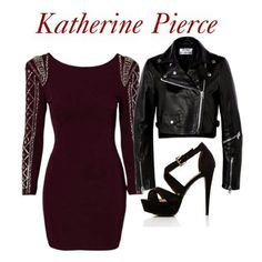 Katherine Pierce ~ The Vampire Diaries