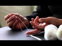 中山久美子老師 - ブティのつめかた (méchage de boutis) - http://www.youtube.com/watch?v=rboB75DcGDM - http://www.boutis-quilt-creation.fr/ - http://www.boutis-quilt-creation.fr/blog