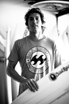 Andy Irons.  The only surfer to have won a title at every venue on the ASP calendar.