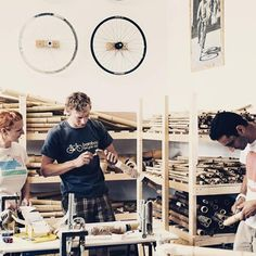 Bamboo bike workshops every weekend now booking in October! #bamboobike #londonworkshop #londonartisans