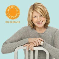 Martha Stewart haircut