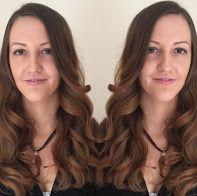 Long wavy hair by Glamfusion hairdressing  long hair wavy hair curly hair hairstyle