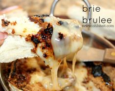 DIG IN! Appetizer Dips, Brie, Holiday Recipes, Snacks, Dishes, Meat, Chicken, Cooking, Food