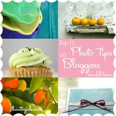 Top 12 Photo Tips All Bloggers Need to Know - The SITS Girls