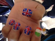 Ome direction nails