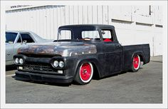 1960's Ford Truck