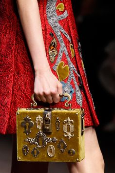 Dolce & Gabbana | Fall 2014 Ready-to-Wear Collection | Style.com