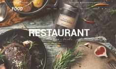 #Theme Of The 14 Mar 2017 Food WordPress Theme - Restaurant, Pub & Bar Template by @visualmodo http://www.designnominees.com/themes/food-wordpress-theme-restaurant-pub-bar-template