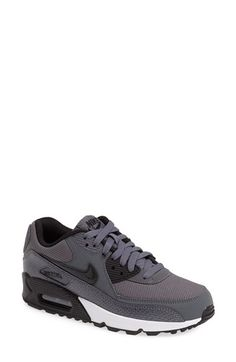 Free shipping and returns on Nike 'Air Max 90' Sneaker (Women) at Nordstrom.com. A chunky, extra-cushioned sole and collar update a classically designed sneaker for the epitome of retro, comfy chic. Born from a distribution partnership between a track-and-field coach and a middle-distance runner, Nike grew from a small-scale (but visionary) startup into a pioneering shoe manufacturer whose innovative designs—always lighter, stronger and better than their predecessors--would revolutionize the…