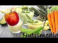 Jugos Naturales Para Bajar De Peso Y Desintoxicar Rapido