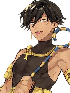 オジマン Anime Boys, Hot Anime Boy, Manga Boy, Cute Anime Guys, Fate Characters, Fantasy Characters, Fate Stay Night, Anime Egyptian, Fate Zero
