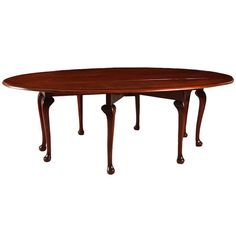Long English Pembroke Dining or Sofa Table, England, circa 1880 Dining Sofa, Dining Table, English Antique Furniture, Pembroke Table, Table Furniture, Antiques, Modern, Tables, March