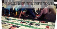 YOGA-EMOCIONA. Juegos para practicar yoga con niños