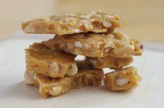 Salted Peanut Brittle