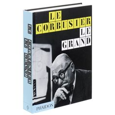 """""""Le Corbusier Le Grand"""" Book 