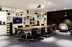citizen M hotel meeting room interior design contemporary