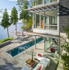 Lake Knowles Modern | Wagner Hodgson - Landscape Architecture