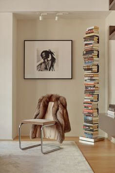 Fashion Designer Sylvie Millstein s Apartment Is the Ultimate Live-Work  Space d73e2b619fc9e