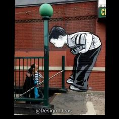 #repost @designideas #streetart #collageart #fragmentedreality #London #newyork there were so many on this video on Facebook that had been posted by #theedgeofsl I'll stop now