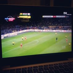 Soccer live streaming!