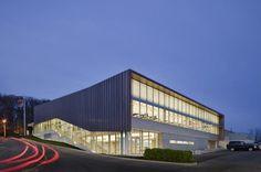 Projekt: District of Columbia Public Library Dorothy I. Height / Benning Neighborhood Library - Davis Brody Bond