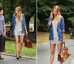 gossip girl fashion - obsessed with this look