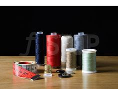 Craft table. (Photo on fStop by Halfdark) #photography #sewing
