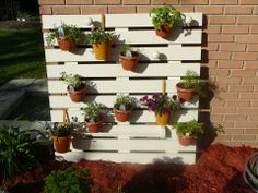 Créé par ma tantine qui s'est laissé inspiré d'une image vue sur facebook!!! Génial pour des fines herbes!!