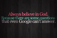 amen to that! Only God!