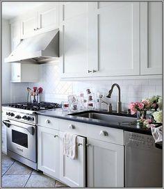 Fresh Shaker Cabinets Kitchen Designs