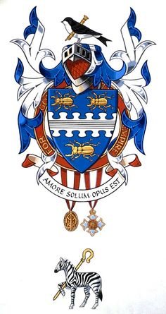 Sir George Martin Coat of Arms