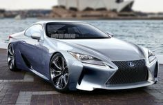 Lexus SC to be Revived
