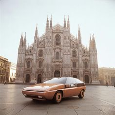 1981 Mazda MX 81 Aria by Bertone