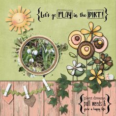 Pickleberrypop :: Bundles/Collections :: Plant Your Dreams Add-On Bundle