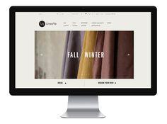 Linen Me on Web Design Served