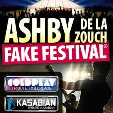 ashby de la zouch -Fake Festival